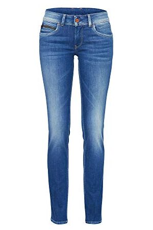 Pepe Jeans New Brooke Jeans voor dames, 10 oz Str 8 dip Royal Dk, 32W x 30L