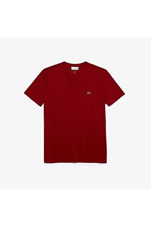 Lacoste TH6710 Heren T-Shirt - rood - XXX-Large