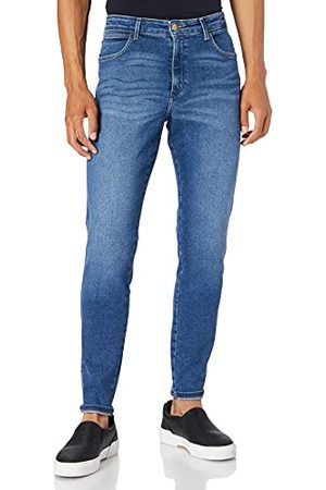 Wrangler Heren Skinny Jeans, AIRBLUE, 32/27