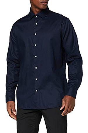 Seidensticker Heren Zakelijk - Zakelijk overhemd voor heren