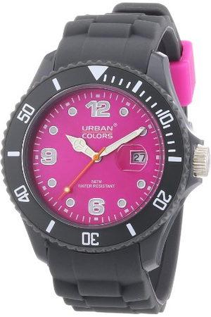 Urban Colors Unisex polshorloge Classic analoog siliconen 360290.50