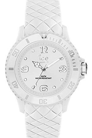 Ice-Watch ICE sixty nine White - dameshorloge met siliconen armband - 007269 (Maat M)