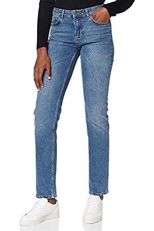 Noisy May Rechte jeans voor dames (verpakking van 7)