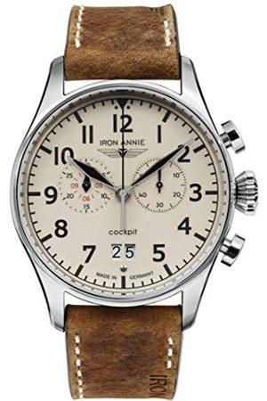 Iron Annie Volwassenen Unisex Analoog Horloge 1