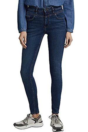 Esprit Dames Jeans, 901/Blue Dark Wash, 25W x 32L