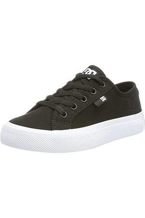 DC ADBS300366-bkw, Sneaker jongens 35 EU