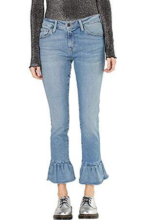 Mavi Adriana Ankle Frill Skinny jeans voor dames