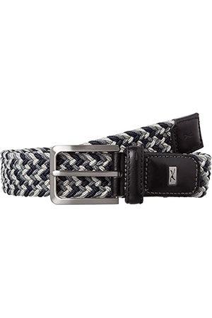 Brax Heren stijl elastische gevlochten riem riem
