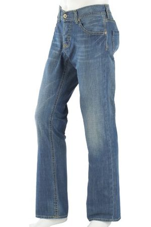 Tommy Hilfiger Heren Straight Been Jeans Jeans, (Dawn Wash), 38W x 34L