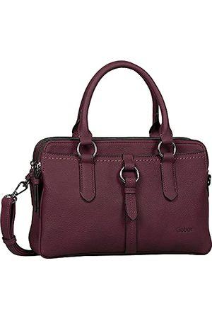 Gabor Daniela Zip Shopper M, M, dark red, Medium