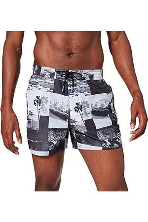 Arena M Icons Team Stripe Allover Shorts voor heren