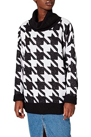 Damart Pull Col Roulé Oversize Manches Longues rolkraagpullover