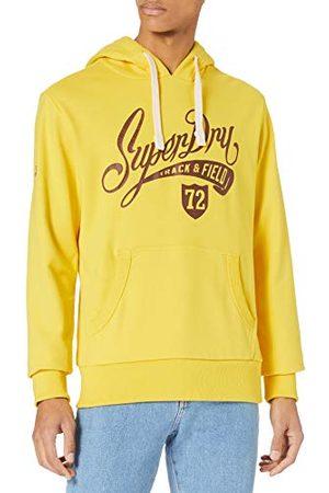 Superdry Collegiate Graphic Ub Overhead Sweatshirt met capuchon voor heren