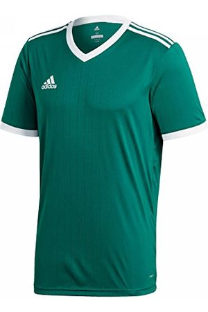 adidas Heren TABELA 18 JSY T-shirt, collegiate green/ , M
