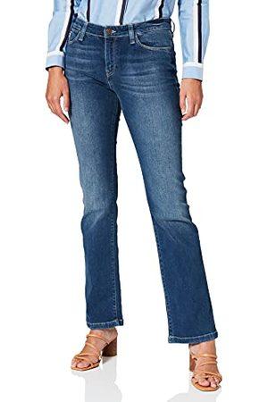 Cross Dames Straight - Lauren Straight Jeans voor dames