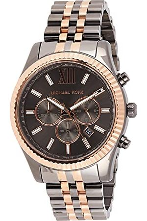 Michael Kors Heren chronograaf quartz horloge, multi, Armband