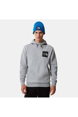 TheNorthFace The North Face Fine-hoodie Voor Heren Tnf Light Grey Heather Größe L Heren