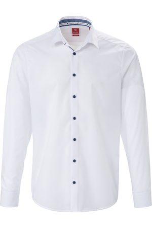 Hatico Heren Overhemden - Modern fit overhemd Van Pure