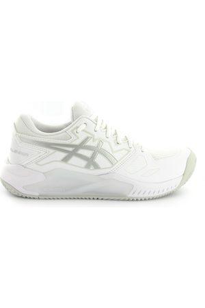 Asics Tennisschoenen Wit 1042A165