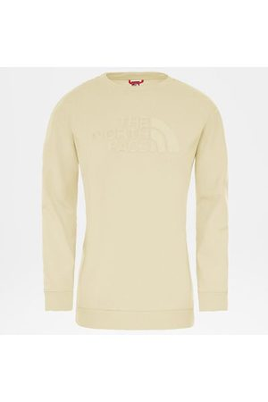 TheNorthFace The North Face Trui Met Ronde Hals Voor Dames Bleached Sand Größe M Dame