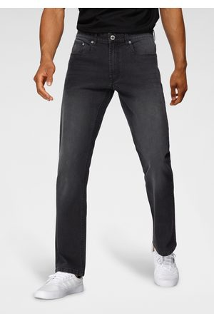 John Devin Straight jeans in lichte wassing