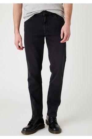 Wrangler Heren Straight - Stretch jeans Greensboro Regular Straight