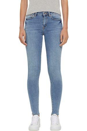 Esprit Dames Skinny - Skinny fit jeans met stretchcomfort