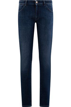Pt, Heren Straight - Pantaloni Torino Jeans Heren Cotton Stretch