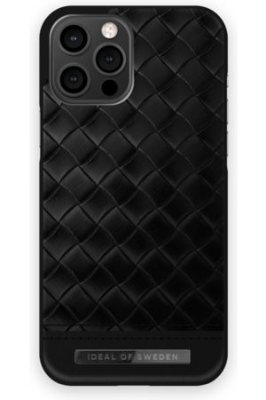 IDEAL OF SWEDEN Atelier Case iPhone 12 Pro Max Onyx Black