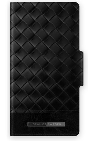 IDEAL OF SWEDEN Unity Wallet iPhone 12 Onyx Black
