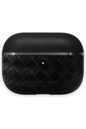 IDEAL OF SWEDEN Atelier Airpods Case Pro Braided Onyx Black