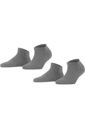 FALKE Dames Sokken & Kousen - Dames happy sneaker 2-pack