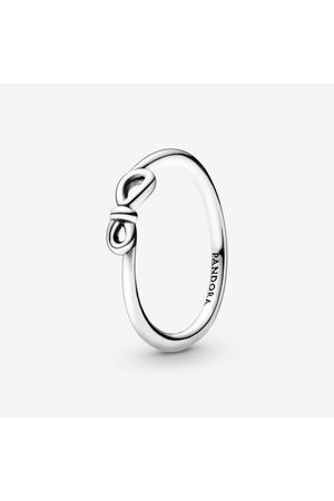 PANDORA Dames Ringen - Infinity Knot Ring, Sieraden, No stone, 198898C00-50
