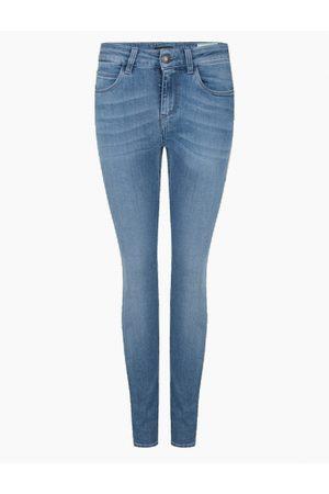 cavallaro Dames Straight - Dames Jeans - Sicilia Denim Jeans