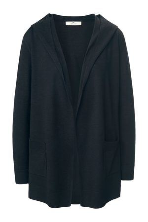 Peter Hahn Dames Vesten - Vest 100% scheerwol lange mouwen Van PURE EDITION