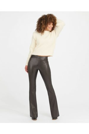 Spanx Leather Like Flare Pant |