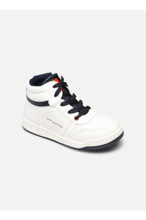 Tommy Hilfiger High Top Lace-Up Sneaker by