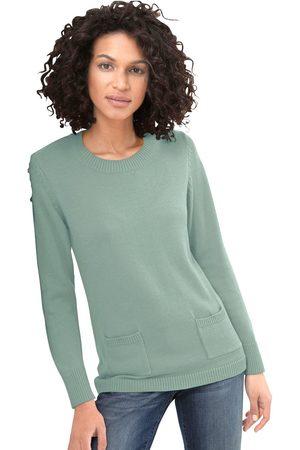 Casual Looks Dames Pullovers - Trui met ronde hals Trui