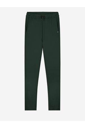 NIK&NIK Plain trousers with cord 4 / Green