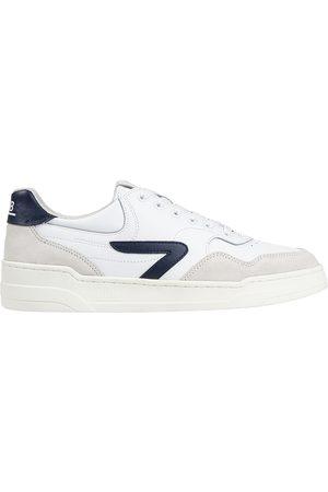 Hub Heren sneakers court-z l68 m5901l68-l10-342 white/blue/ivory