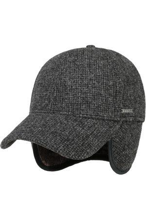 Stetson Vilson Wool Pet met Oorbescherming by
