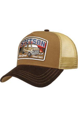 Stetson Trucker pet Camper by