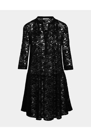 LaDress Dames Casual jurken - Kleding Jurken Casual jurken Carmen Kanten jurk