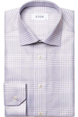 Eton Overhemd Grijs