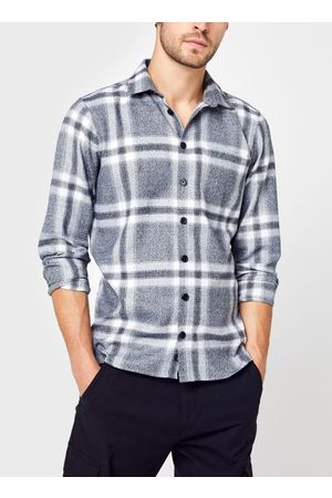 Casual Friday Anton LS checked flannel shirt by
