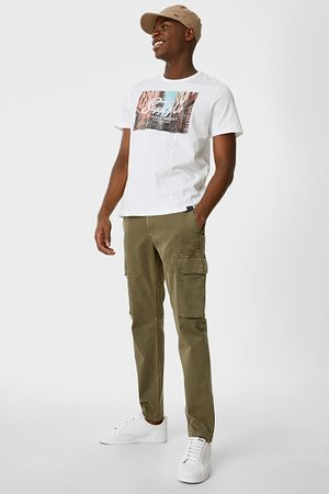 C&A Cargobroek-tapered fit