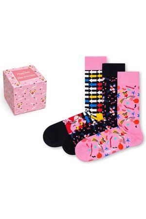 Happy Socks Sokken & Kousen - Pink Panther giftbox 3-pack
