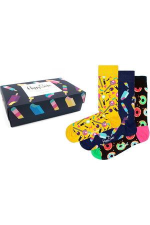 Happy Socks Sokken & Kousen - Ice cream giftbox 3-pack