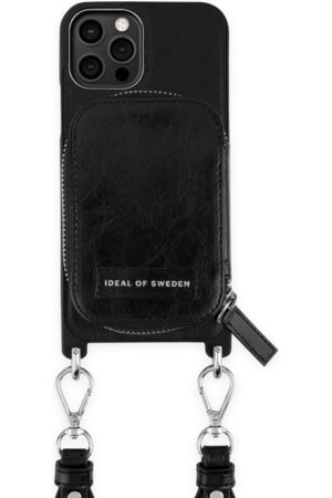 IDEAL OF SWEDEN Telefoon - Active Necklace Case iPhone 12 Pro Liberty Black
