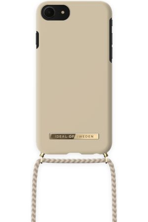 IDEAL OF SWEDEN Dames Telefoon - Ordinary Phone Necklace case iPhone 8 Cream